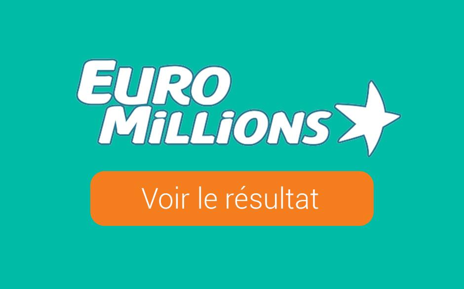 euromillions résultats my million